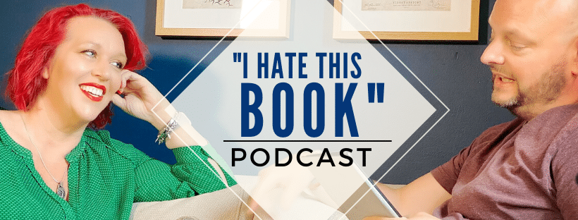 'I hate this book' Podcast, Jon & Sam Biddle