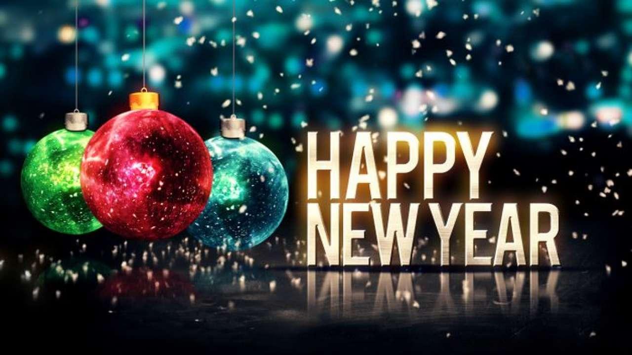 Happy New Year – I Hope